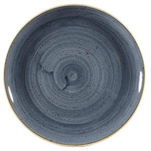 SBBSEV111 Тарелка Churchill цвет Blueberry, серия Stonecast (Ø28,8 см)