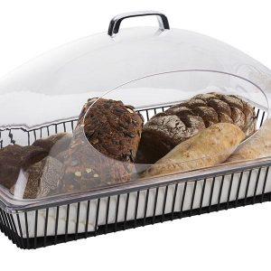 Корзина для хлеба с крышкой