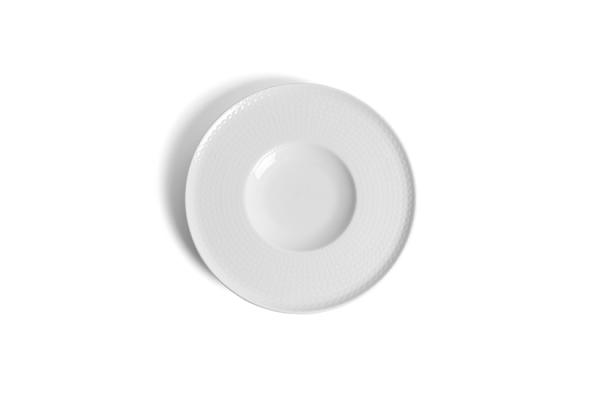 Тарелка из наличия. Посуда фарфоровая.